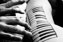Tattoos / by Keeley Garrett