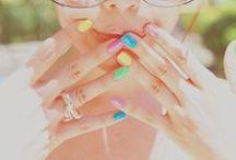 Nails, Nails, Nails / by Keeley Garrett