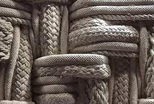 Baskets, Weaving & Natural Fibres / by Carolyn Francis