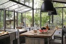 home. kitchen / by Laura Saenz