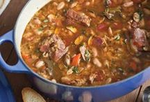 Soups and Stews / by Taste of the South Magazine