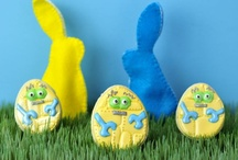 Easter & Spring projects / Projects featured in Haniela's Easter extravaganza / by Montreal Confections