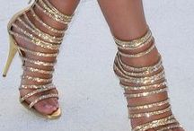 Fashionable Footwear / Shoes: ones I wanna get and ones I just think are interesting  / by ☆ Aréana M. E. ☆