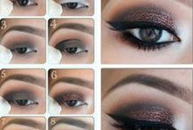 Make-up Tutorials / by ☆ Aréana M. E. ☆