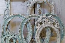 DECOR - DISPLAY AND VIGNETTES / How to display / by Pam Stovall
