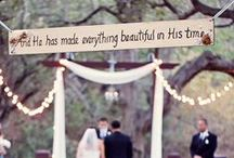 ~Our Happily Ever After~ Tree themed Wedding! / by Samantha