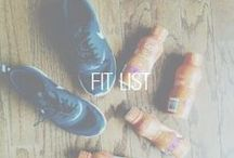Fit List / by Lauren Price