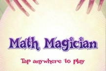 abcteach- Math Magician App / The Math Magician is a fun and interactive way to practice your math skills. Help the Magician regain his treasures, one by one. Are you up to the challenge? #math #app / by abcteach.com