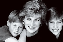 princess Diana / by Mary Junger Dorniden