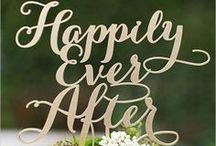 .:Najerrington Wedding:. / by Amanda Harrington