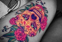 Tattoos & Piercings / Two things that take my stress away! / by Shelby Edwards