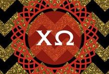 Chi Omega, Yours Forever / by Meaghan Dill