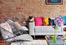 Home / Interior design, colors and coziness / by Sarah Rhaloui