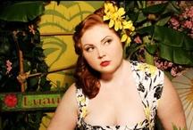 Big and Beautiful / Stylish plus size fashion and beautiful plus size women. / by Angie Bailey