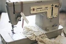 Sewing / by Chantelle Nolan