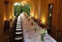 settings and decor / by Byron Events