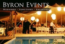 Byron Bay Wedding / any event, any size ! / by Byron Events