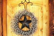 TEXAS HOME IDEAS / For Our Texas Country Home, Exteriors, Interiors, Home decor, Front and Back yards, Landscape and Accesories for the home! / by Julie H.