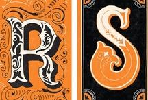 Typography / by Jessica Savard