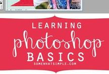 LEARNING PS & PSE / Any and all things photoshop to enhance user knowledge. / by Julie H.