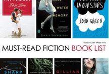 My Book List / by Zina Harrington