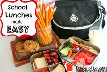 School Lunches / by Angie @Echoes of Laughter