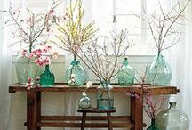 Decorating with Branches / by Angie @Echoes of Laughter