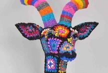 Crochet / by Astra Rackauskiene