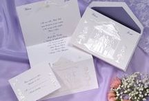Wedding Invitations Brides Dream Find Click Buy / Wedding invitations to set the mood of the wedding ceremony and reception. Many modern and trendy invitation styles from classic white and elegant to wild and bright! Brides dream, find, click and buy wedding invitations. / by Wedding Bedazzle