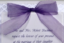 DIY Wedding Supplies-Invitations-Bows-Wraps / Do it yourself wedding supplies features ribbons, bows, invitation wraps and wedding invitations you print yourself.  / by Wedding Bedazzle