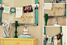 HOME:: sweet decor idea / by Kate O'Ryon