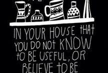 home organization / by Rhonda Stuart