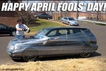 Holidays- April Fool's Day / by Kat S.