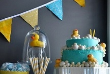 Parties!- Baby Shower / by Kat S.