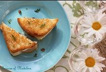 Food Glorious Food  / Foods I love and/or can't wait to try some day. / by Because of Madalene