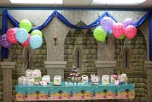 Hailey's Doc McStuffin's 2nd Birthday Party!!!! / by Summer Wooten