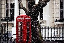 Part of Our World: London Calling / by Julia Dalton