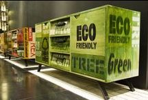 Eco Design & Riciclo creativo / by Blomming Leo