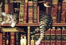 Feline Affection / by Jackie Whitnack
