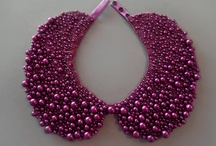Collars...brooches....necklaces..... / by Jogita Erta