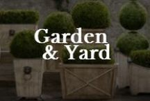 Home: Garden & Yard / Inspiration for my outdoor space / by Valerie Elkins      /      Family Cherished