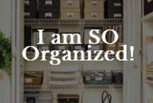 Home: Organization / Home organization. I think I can! / by Valerie Elkins      /      Family Cherished