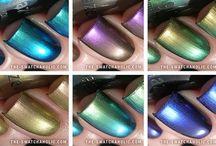 nail polish addiction / by Lisa Salvo