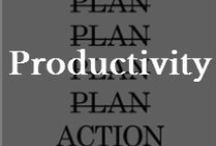 Business: Productivity / Productivity, GTD, / by Valerie Elkins      /      Family Cherished