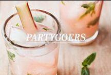 Partygoers / by Tadashi Shoji