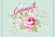 ~ Greengate ~  / by ~ ♥ ~ Tammy ~ ♥ ~