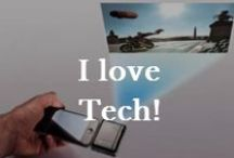 Interests: Technology / Got to have my tech! / by Valerie Elkins      /      Family Cherished