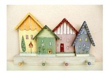 ~ Wooden Crafts ~  / by ~ ♥ ~ Tammy ~ ♥ ~