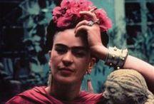 Frida Kahlo / by Véra Kartsch