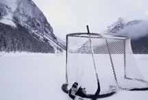 hockey! / by Haley Shoemaker